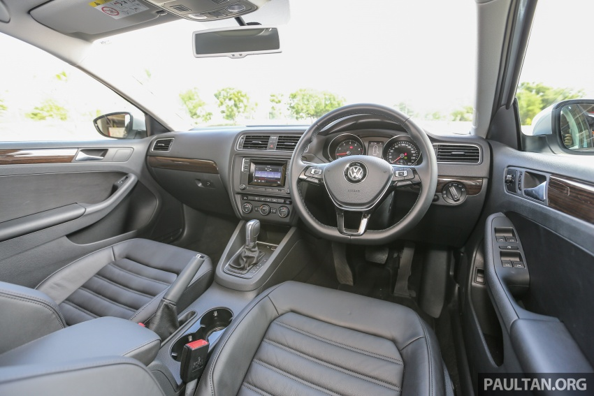 Volkswagen Jetta 2016 dilancarkan di Malaysia – tiga varian, 1.4 TSI turbo tunggal, harga bermula RM109k Image #552824