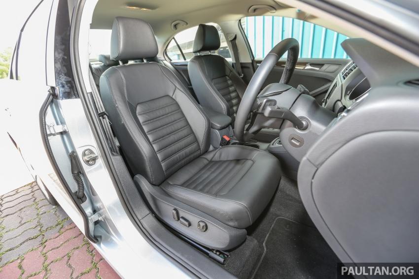 Volkswagen Jetta 2016 dilancarkan di Malaysia – tiga varian, 1.4 TSI turbo tunggal, harga bermula RM109k Image #552820