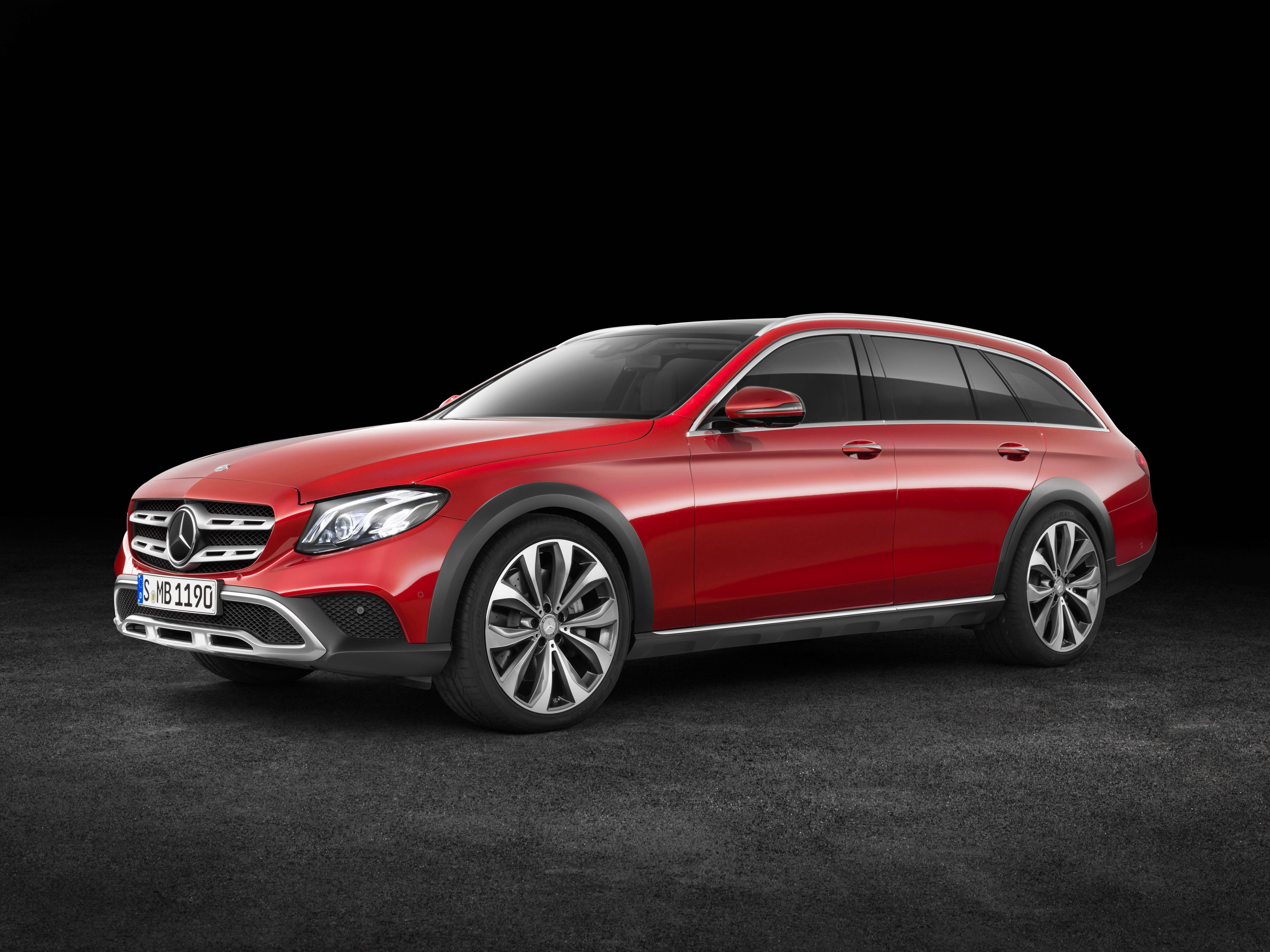 Mercedes E Klasse All Terrain – Auto Bild Ideen