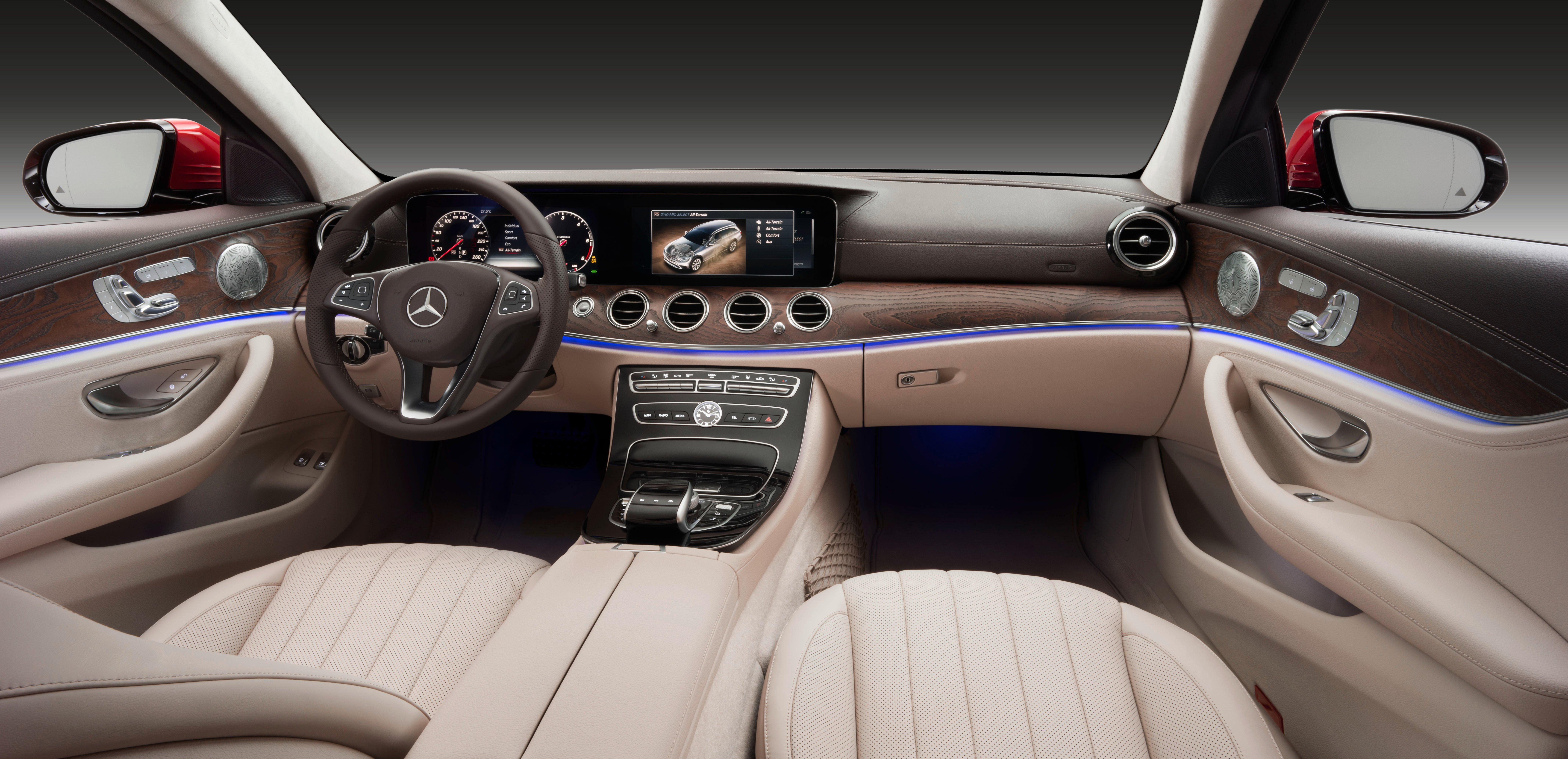 X213 Mercedes Benz E Class All Terrain Arrives Set To