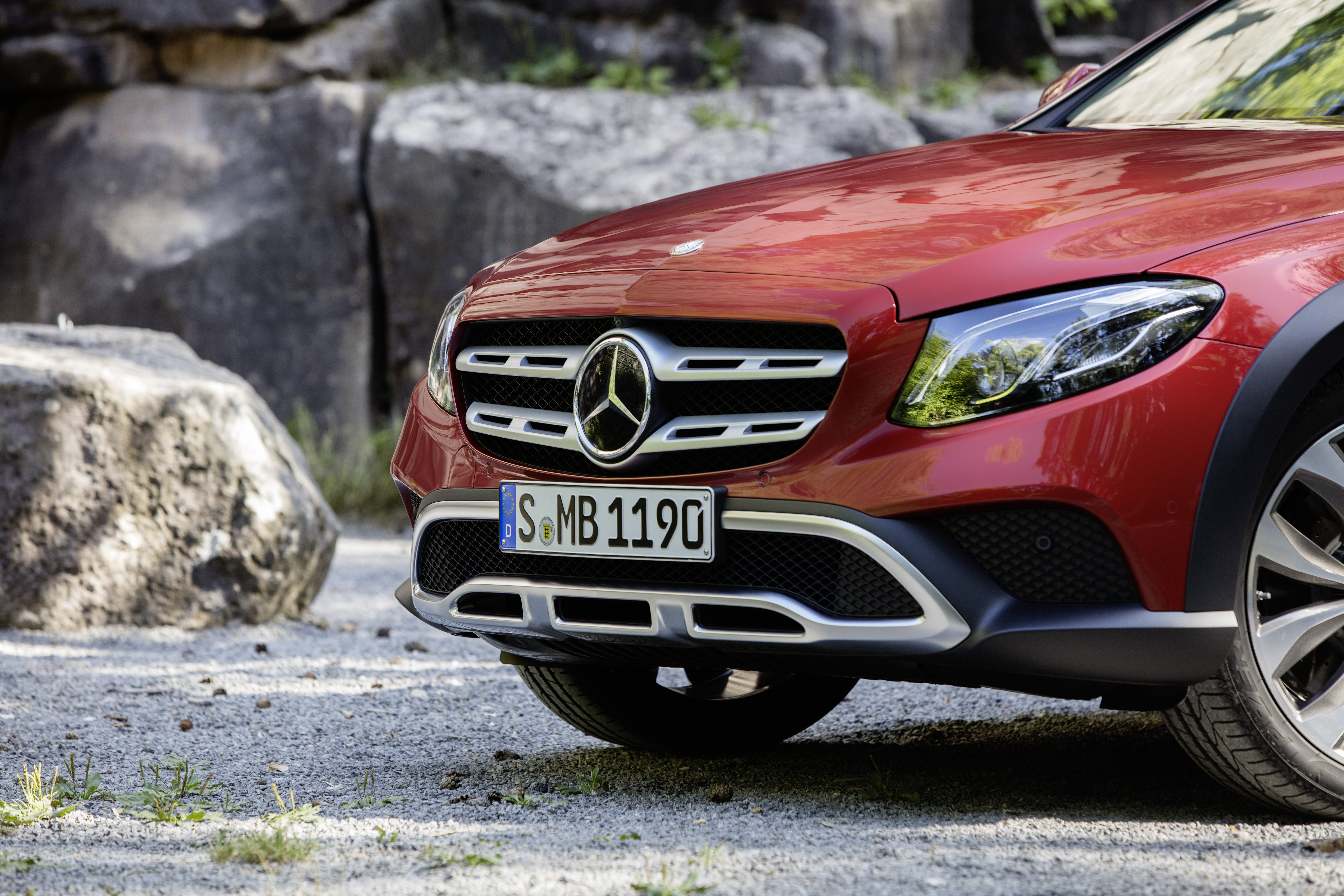 X213 mercedes benz e class all terrain arrives set to for What country is mercedes benz from