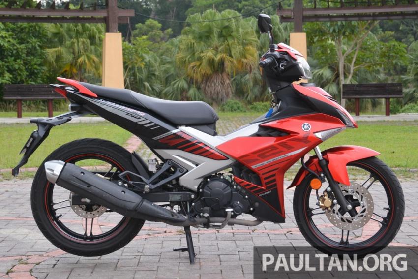 Honda RS150R vs Yamaha Y15ZR – Dua model terhangat bersemuka dalam segmen kapcai sports Image #549602