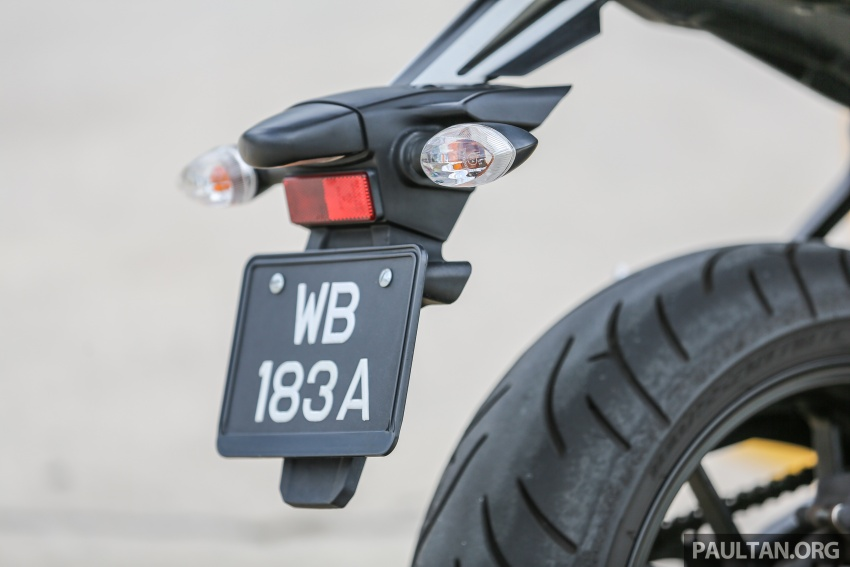 REVIEW: 2016 Yamaha MT-07 – a hooligan bike in commuter clothing, with some touring on the side Image #551050