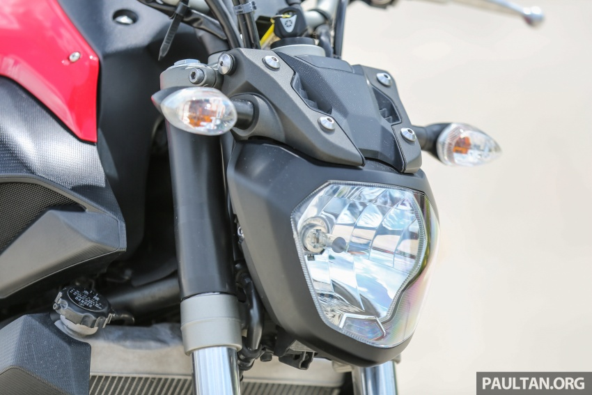 REVIEW: 2016 Yamaha MT-07 – a hooligan bike in commuter clothing, with some touring on the side Image #551031