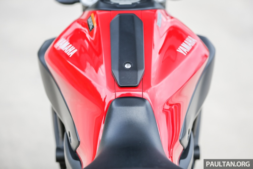 REVIEW: 2016 Yamaha MT-07 – a hooligan bike in commuter clothing, with some touring on the side Image #551074