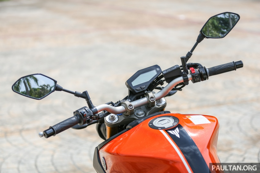 REVIEW: 2015 Yamaha MT-09 – more is always better? Image #557565