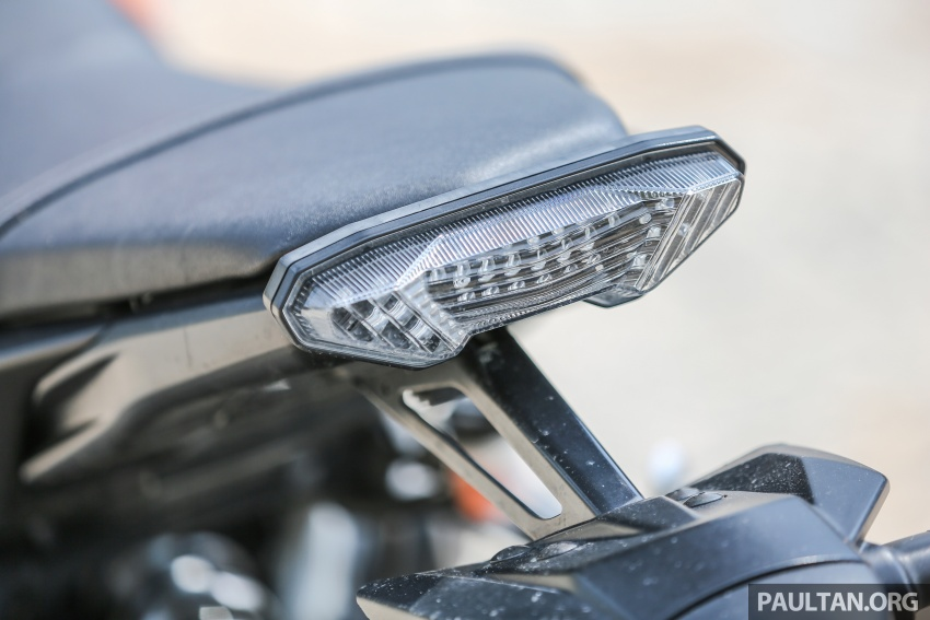 REVIEW: 2015 Yamaha MT-09 – more is always better? Image #557570