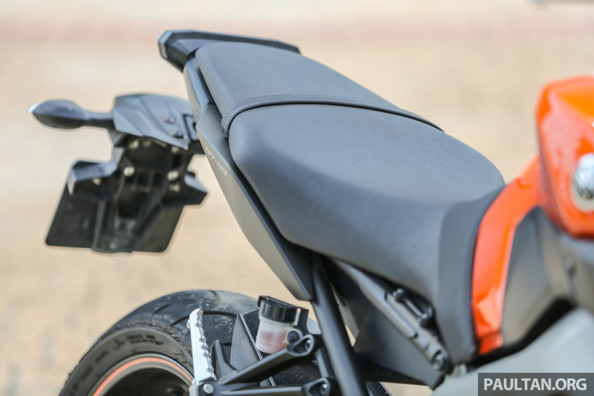 REVIEW: 2015 Yamaha MT-09 – more is always better? Image #557584