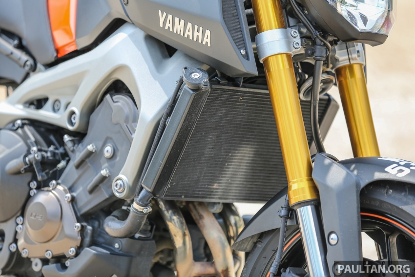 REVIEW: 2015 Yamaha MT-09 – more is always better? Image #557585