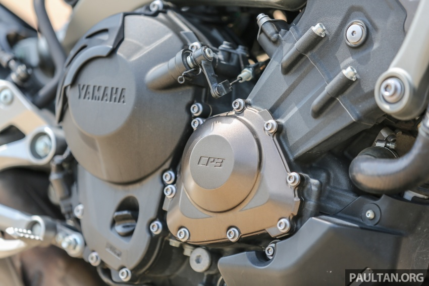 REVIEW: 2015 Yamaha MT-09 – more is always better? Image #557589
