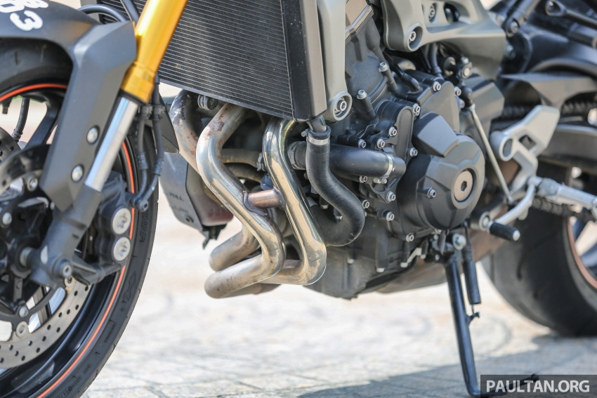 REVIEW: 2015 Yamaha MT-09 – more is always better? Image #557560