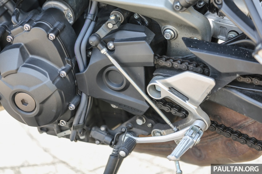 REVIEW: 2015 Yamaha MT-09 – more is always better? Image #557561