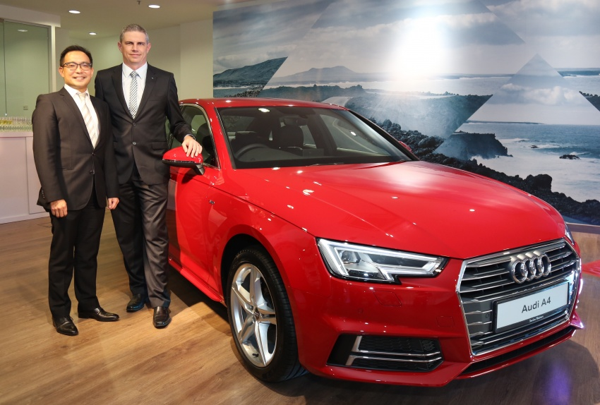 Audi Malaysia appoints Swire Motors as official dealer Image #557722