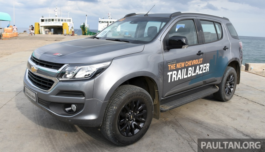 Chevrolet Trailblazer facelift bakal mendarat di Malaysia pada Q1 2017, diikuti SUV Trax dan Cruze Image #550912