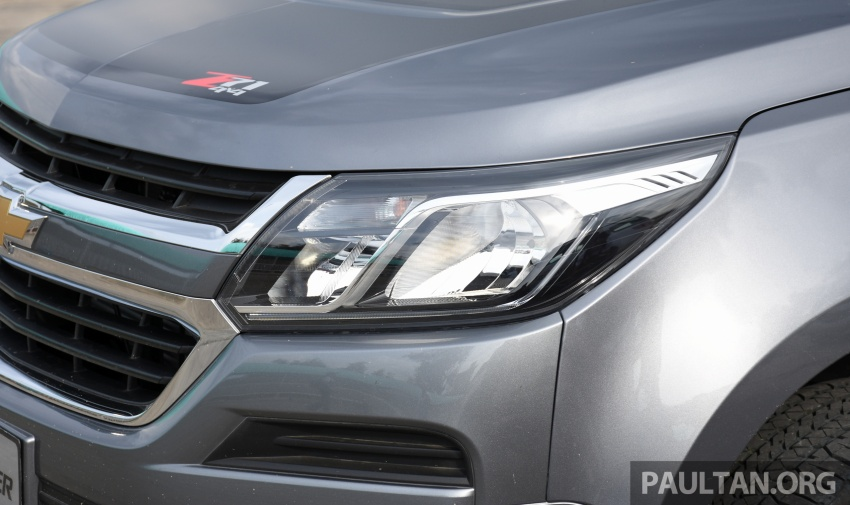 Chevrolet Trailblazer facelift bakal mendarat di Malaysia pada Q1 2017, diikuti SUV Trax dan Cruze Image #550905