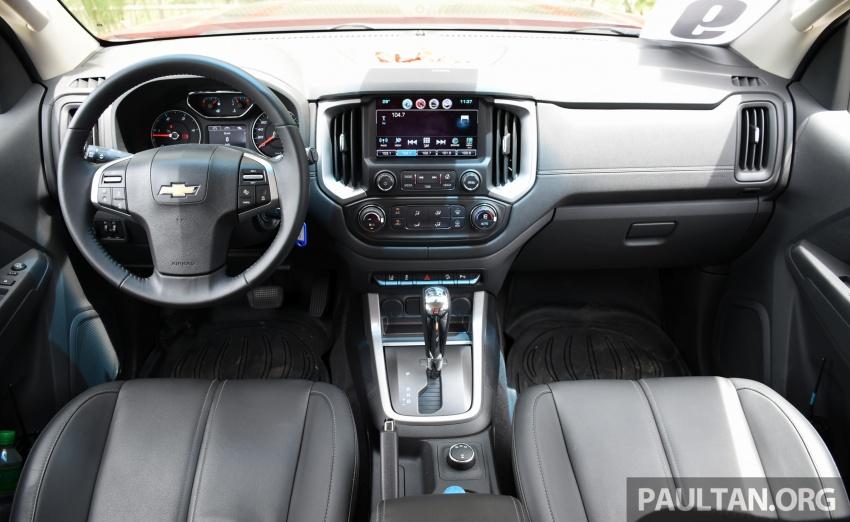 Chevrolet Trailblazer facelift bakal mendarat di Malaysia pada Q1 2017, diikuti SUV Trax dan Cruze Image #550903