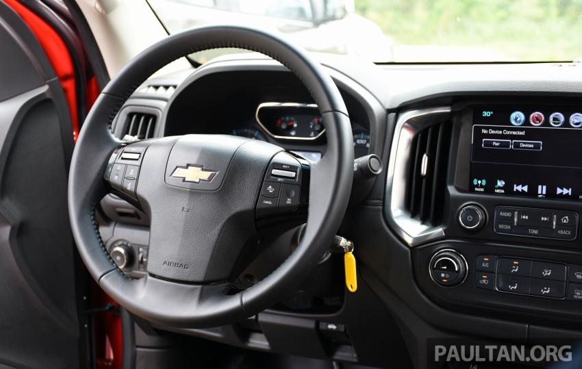 Chevrolet Trailblazer facelift bakal mendarat di Malaysia pada Q1 2017, diikuti SUV Trax dan Cruze Image #550902