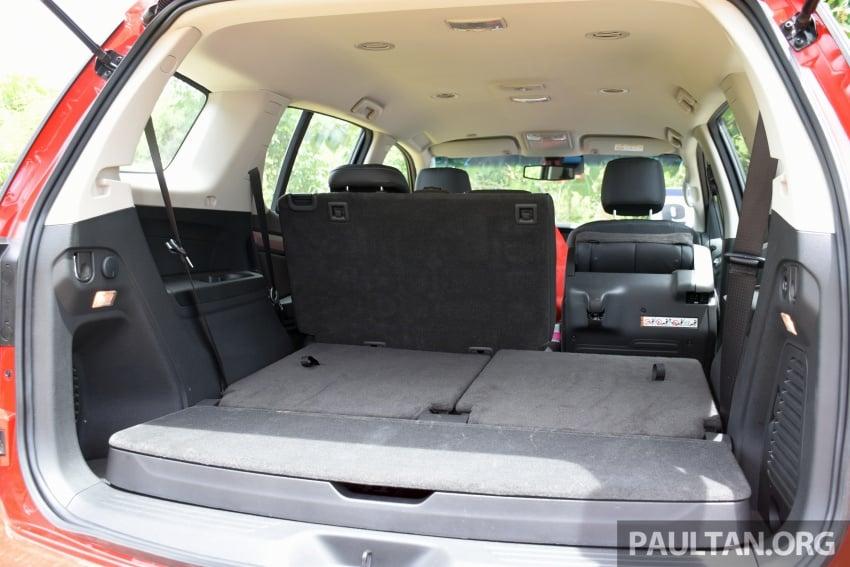 Chevrolet Trailblazer facelift bakal mendarat di Malaysia pada Q1 2017, diikuti SUV Trax dan Cruze Image #550897