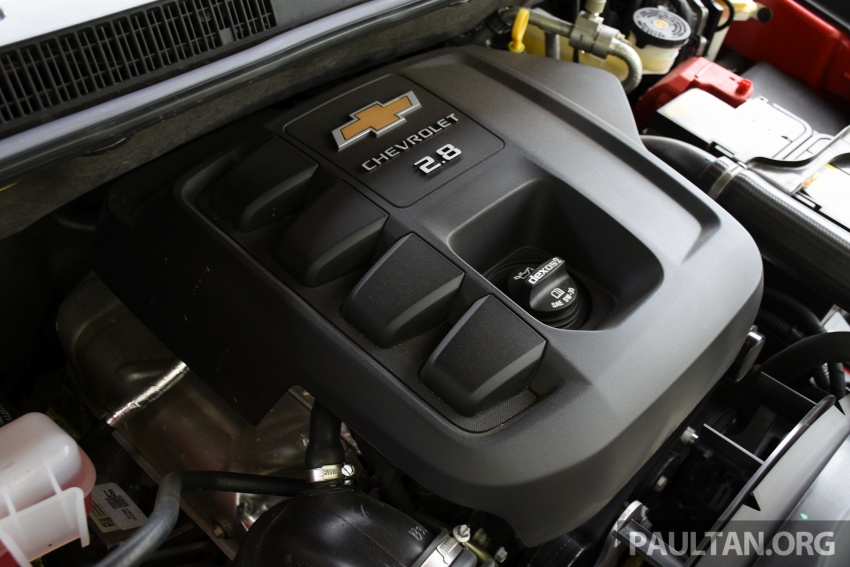 Chevrolet Trailblazer facelift bakal mendarat di Malaysia pada Q1 2017, diikuti SUV Trax dan Cruze Image #550891