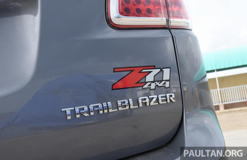Chevrolet Trailblazer facelift bakal mendarat di Malaysia pada Q1 2017, diikuti SUV Trax dan Cruze Image #550913
