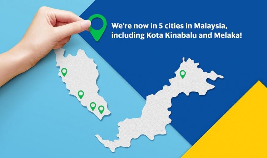 GrabCar services begin in Malacca and Kota Kinabalu Image #543135