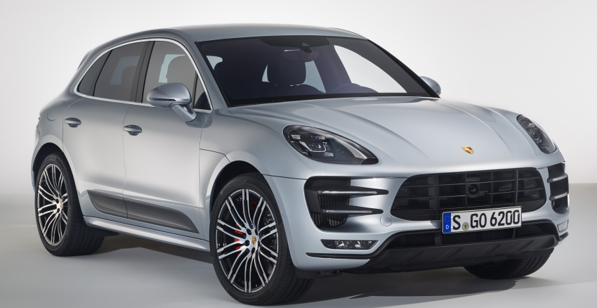 Porsche Macan Turbo gains Performance Package – 440 hp, 600 Nm, 272 km/h, 0-100 km/h in 4.4 seconds Image #542678