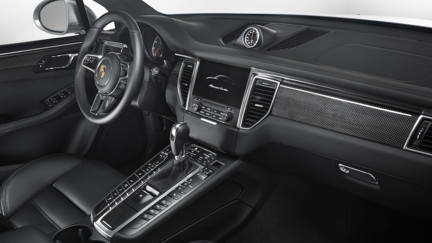 Porsche Macan Turbo gains Performance Package – 440 hp, 600 Nm, 272 km/h, 0-100 km/h in 4.4 seconds Image #542682