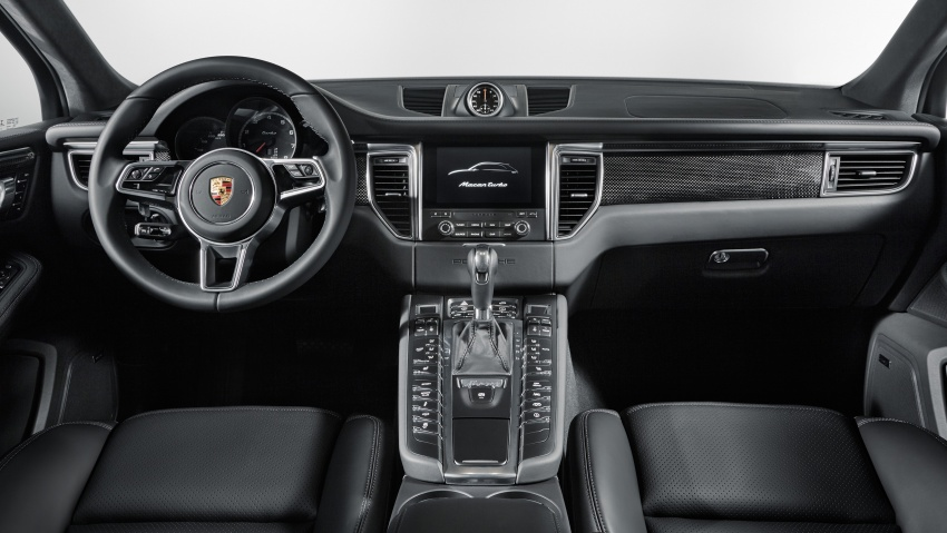 Porsche Macan Turbo gains Performance Package – 440 hp, 600 Nm, 272 km/h, 0-100 km/h in 4.4 seconds Image #542684