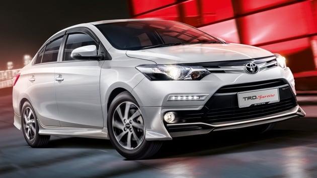 2016 Toyota Vios price, specs revealed - Dual VVT-i, CVT, standard