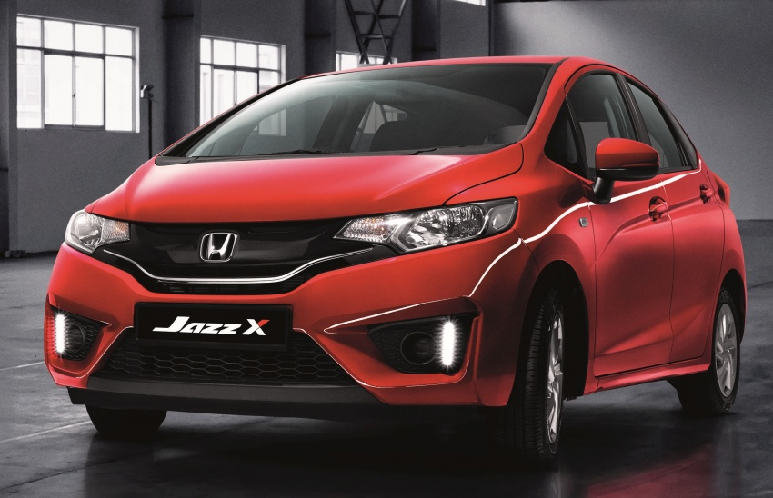 Honda City X And Jazz Limited Edition Models Introduced