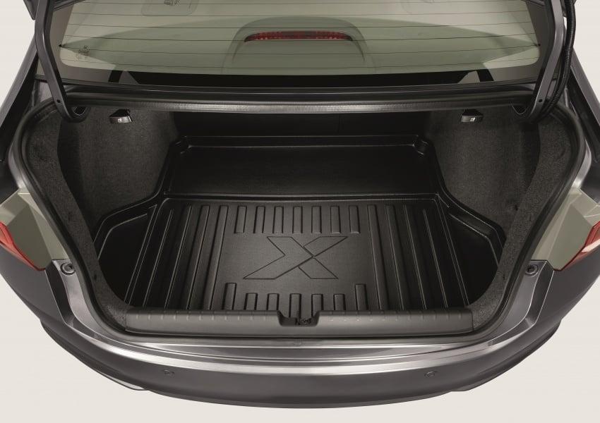 Honda City dan Jazz edisi X diperkenalkan – keluaran terhad kepada 450 unit dan 300 unit masing-masing Image #542580