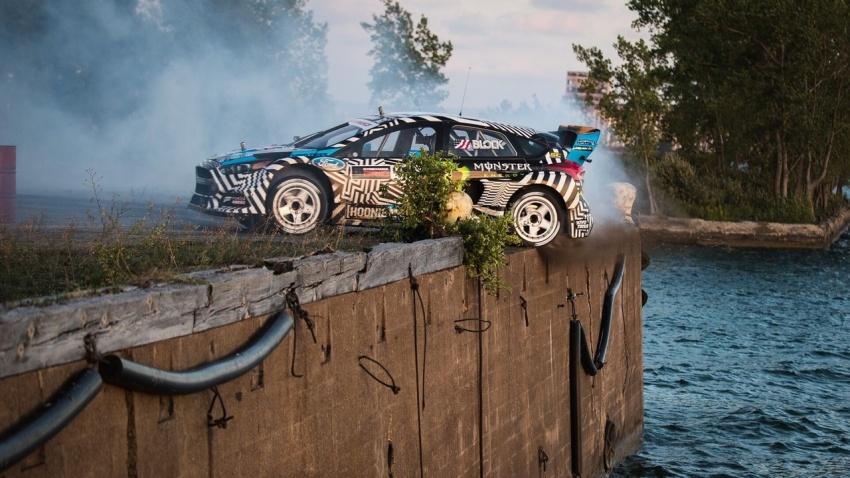 VIDEO: Ken Block back in Gymkhana 9, Ford Focus RS Image #548915