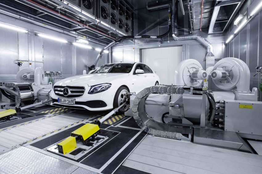 Mercedes-Benz reveals first details of new engine family – 48V, mild hybrid and electric turbo Image #571674