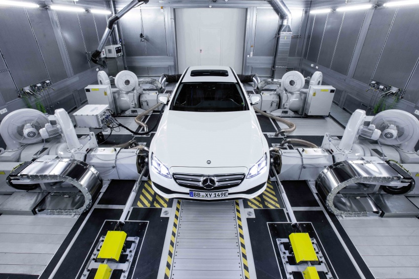 Mercedes-Benz reveals first details of new engine family – 48V, mild hybrid and electric turbo Image #571661