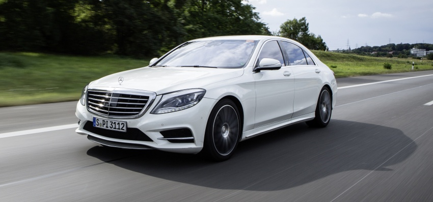 Mercedes-Benz reveals first details of new engine family – 48V, mild hybrid and electric turbo Image #571679