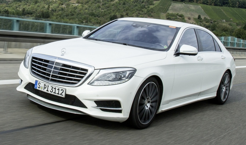 Mercedes-Benz reveals first details of new engine family – 48V, mild hybrid and electric turbo Image #571666