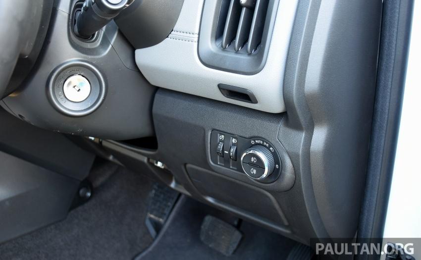 Chevrolet Colorado 'facelift' rasmi dilancarkan di Malaysia; tiga pilihan enjin, harga bermula RM100k Image #565928