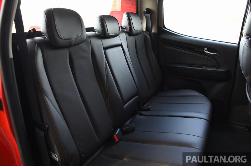 PANDU UJI: Chevrolet Colorado 2.8 High Country facelift – hadir dengan wajah baharu, lebih radikal Image #568192