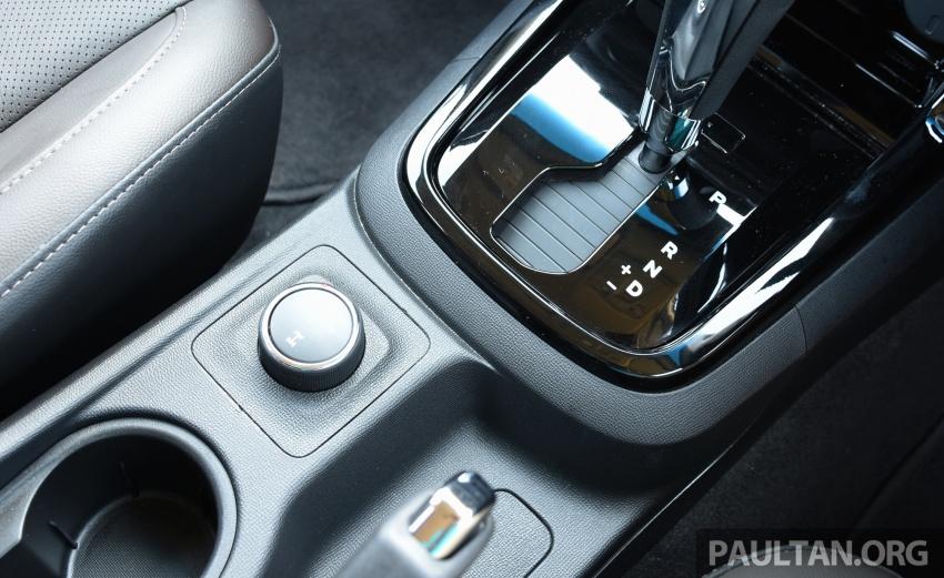 Chevrolet Colorado 'facelift' rasmi dilancarkan di Malaysia; tiga pilihan enjin, harga bermula RM100k Image #565969