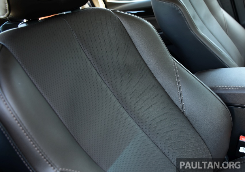 PANDU UJI: Chevrolet Colorado 2.8 High Country facelift – hadir dengan wajah baharu, lebih radikal Image #568197