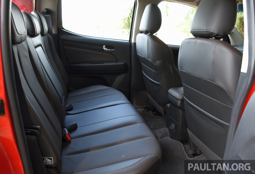 Chevrolet Colorado 'facelift' rasmi dilancarkan di Malaysia; tiga pilihan enjin, harga bermula RM100k Image #565975
