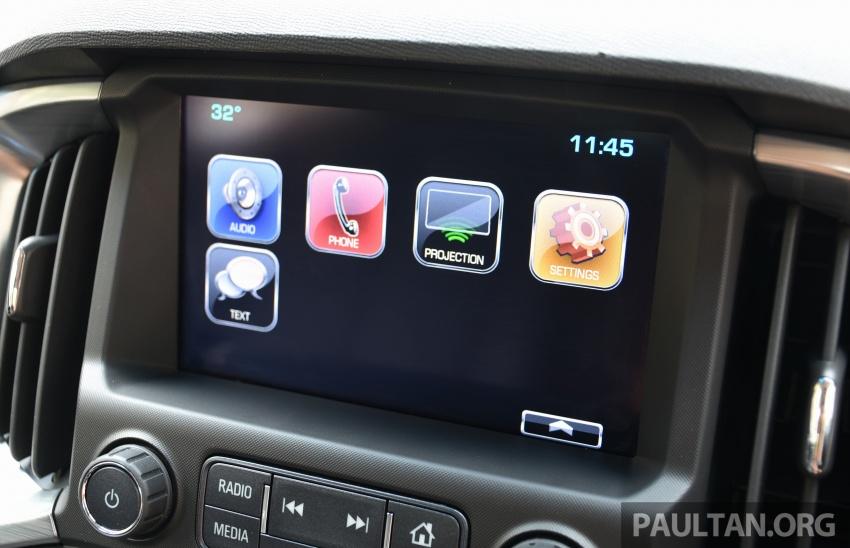 PANDU UJI: Chevrolet Colorado 2.8 High Country facelift – hadir dengan wajah baharu, lebih radikal Image #568207