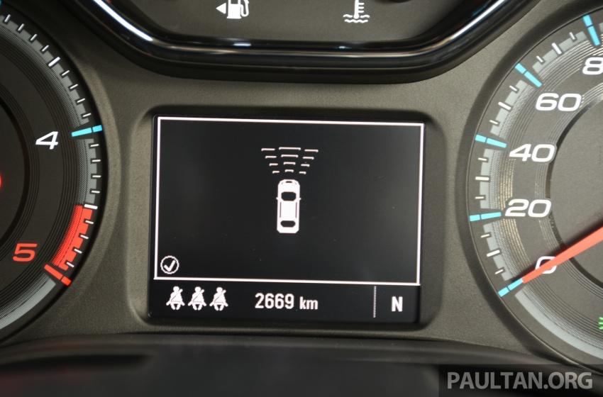 PANDU UJI: Chevrolet Colorado 2.8 High Country facelift – hadir dengan wajah baharu, lebih radikal Image #568242