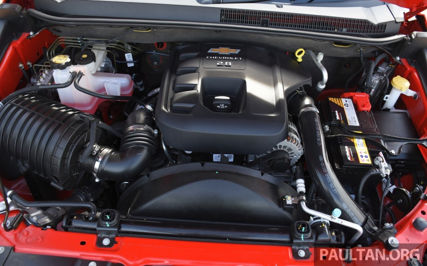 PANDU UJI: Chevrolet Colorado 2.8 High Country facelift – hadir dengan wajah baharu, lebih radikal Image #568248