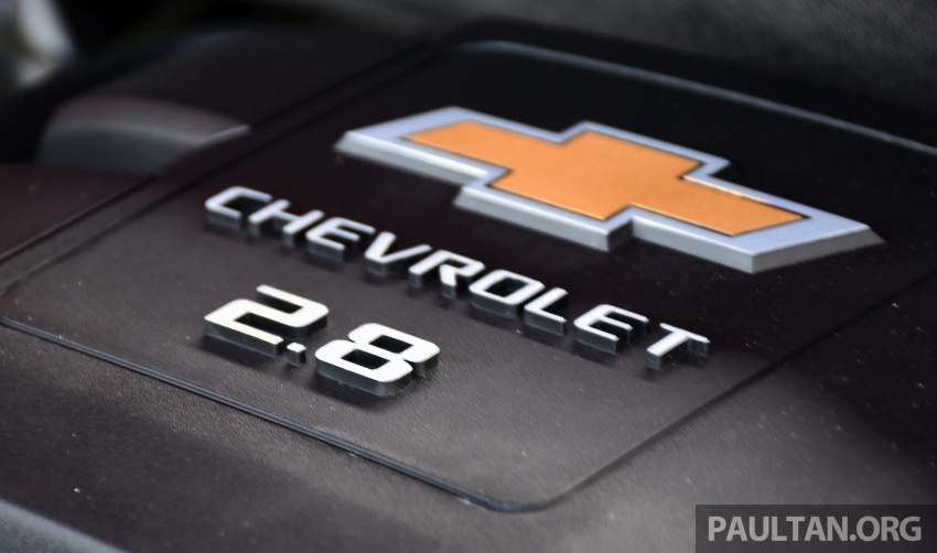 PANDU UJI: Chevrolet Colorado 2.8 High Country facelift – hadir dengan wajah baharu, lebih radikal Image #568249