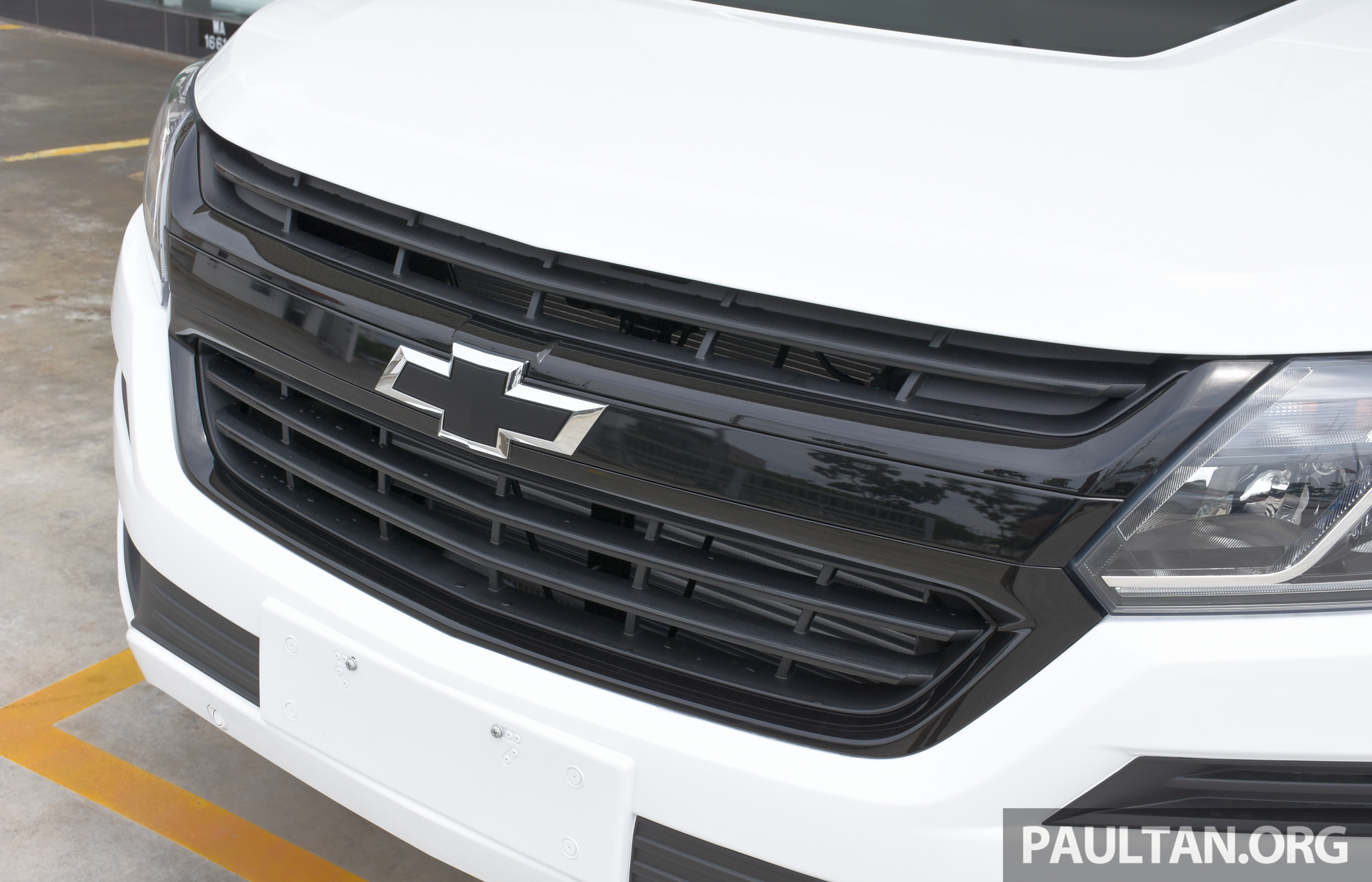 chevrolet colorado second gen facelift officially. Cars Review. Best American Auto & Cars Review