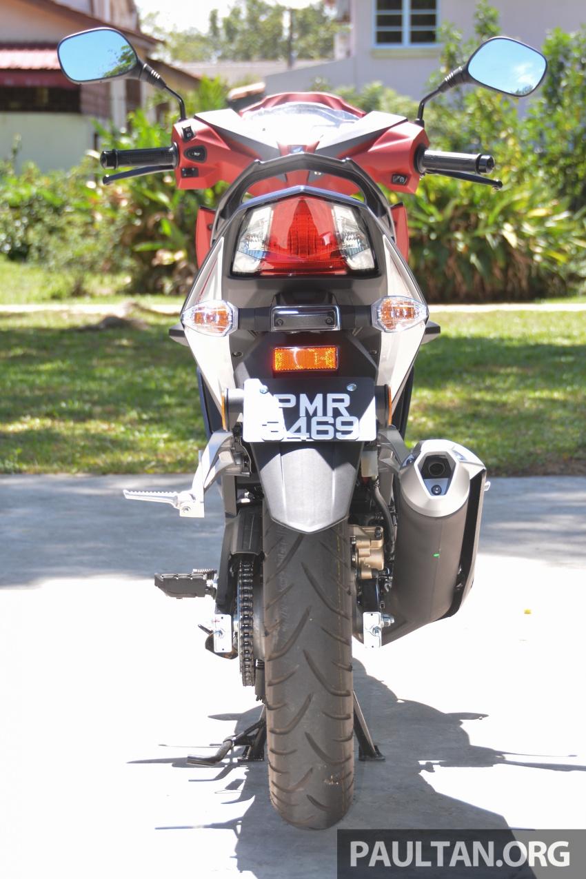 Honda RS150R vs Yamaha Y15ZR – supercub comparo Image #571405