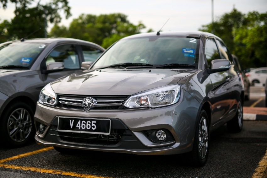 DRIVEN: 2016 Proton Saga – is the comeback real? Image #565288