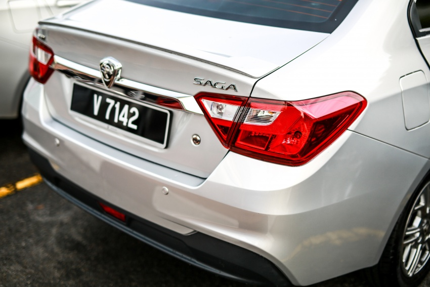 DRIVEN: 2016 Proton Saga – is the comeback real? Image #565388