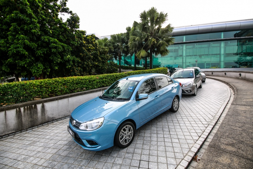 DRIVEN: 2016 Proton Saga – is the comeback real? Image #565584